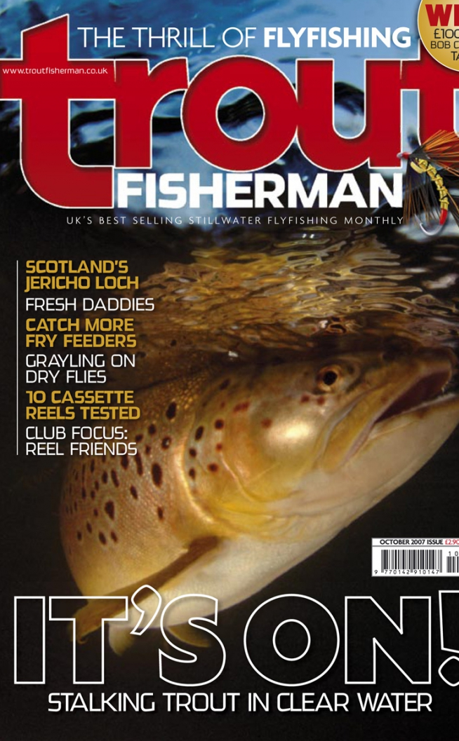 Trout Fisherman Magazine