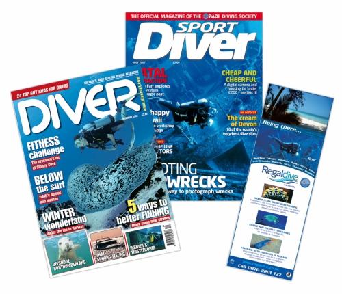 Dive Magazines