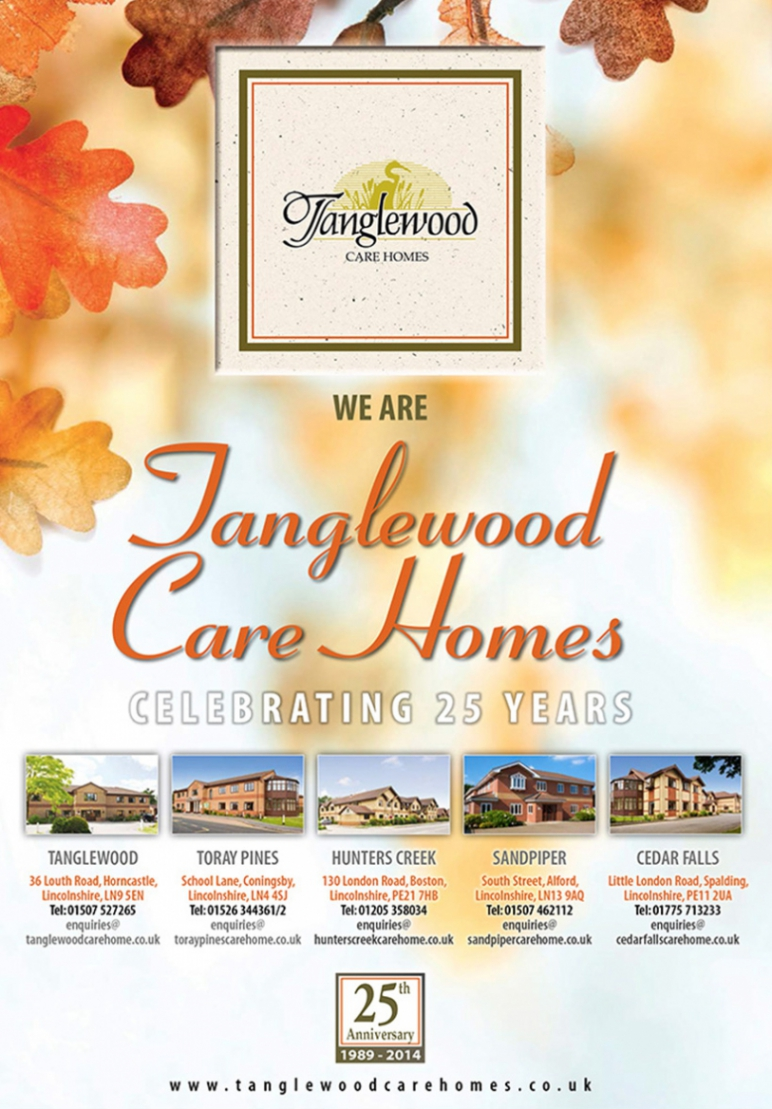 Tanglewood Care Homes